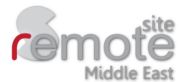 Remote Site Middle East